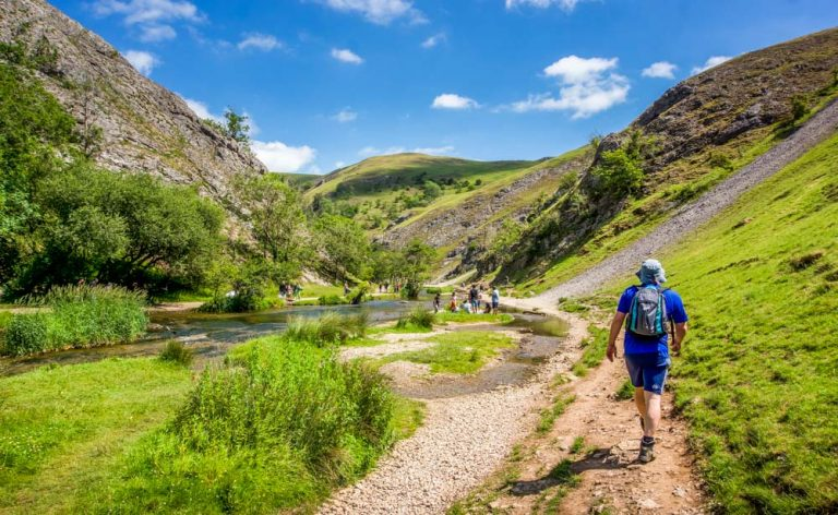 Exploring Dovedale – Caves, Limestone Spires, Riverside Walking