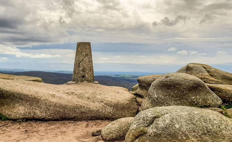 Bleaklow Walk From Snake Pass and The Plane Crash Site