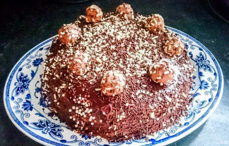 Indulgent Chocolate Celebration Cake