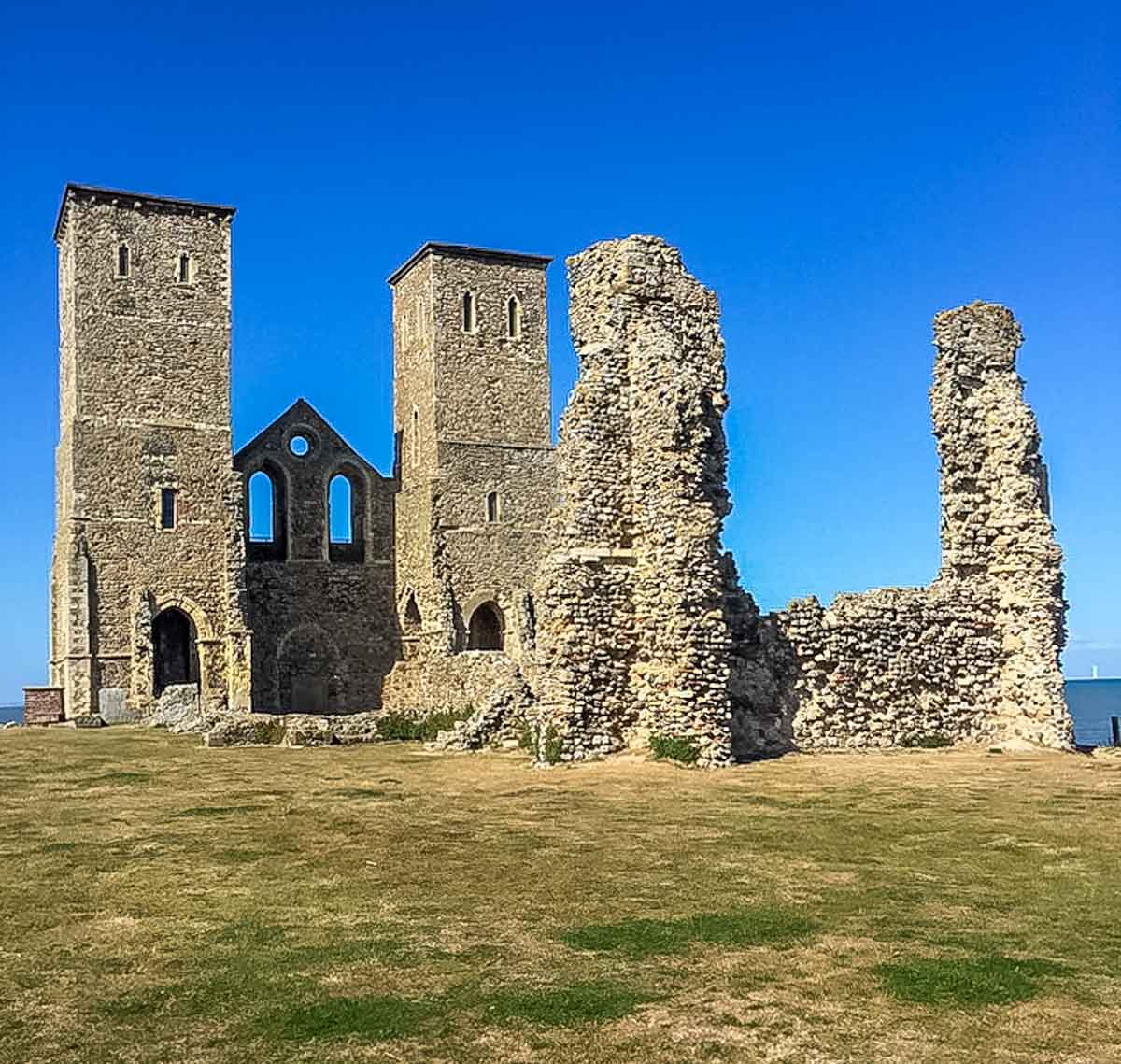 IMG_2918 Exploring the Historic Reculver Towers of Herne Bay