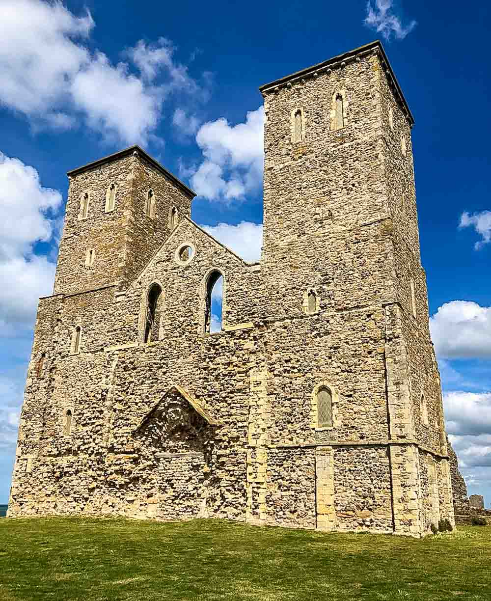 IMG_6109 Exploring the Historic Reculver Towers of Herne Bay