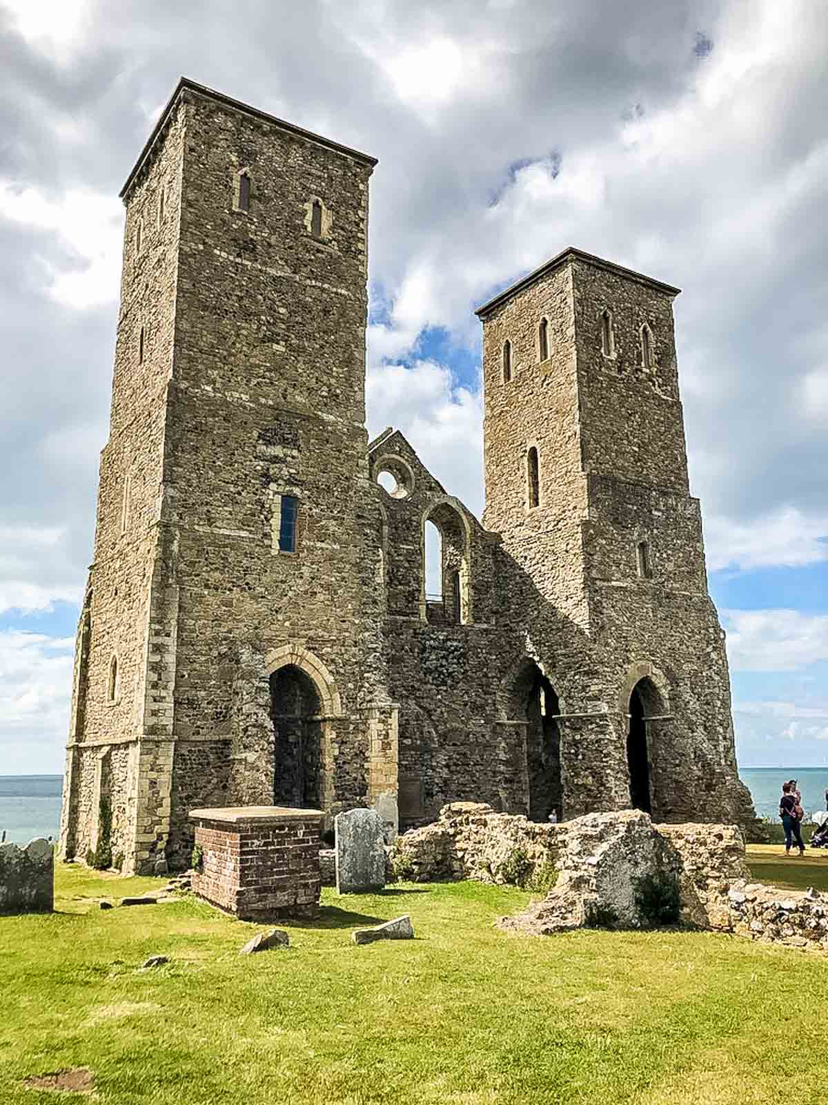 abandoned reculver
