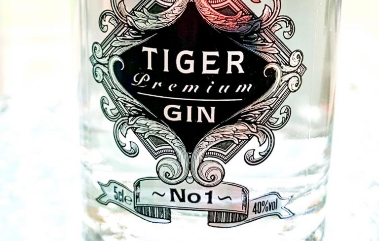 Release Your Wild Side With Tiger Gin, The Great British Gin