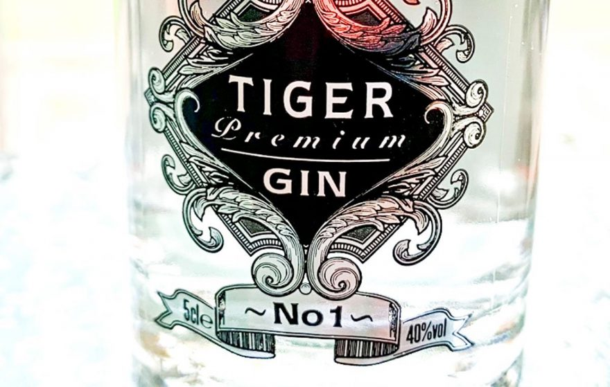 tiger gin main