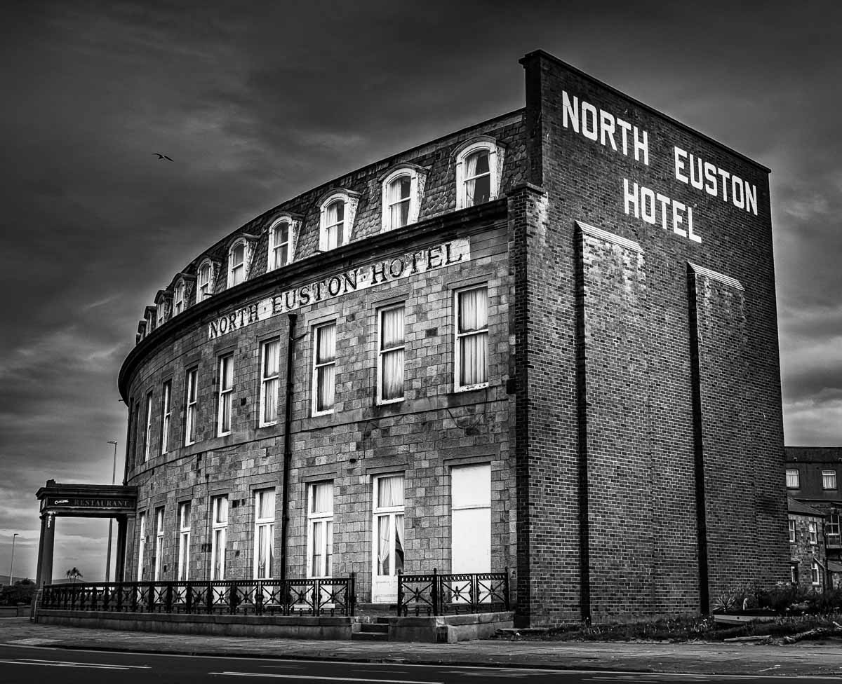 North Euston hotel Fleetwood