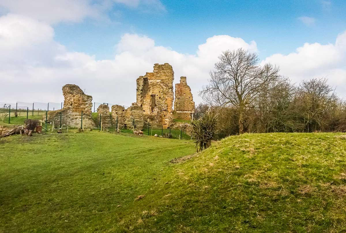 Codnor-Castle-History Codnor Castle, A Walk With History