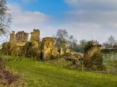 Codnor Castle, A Walk With History