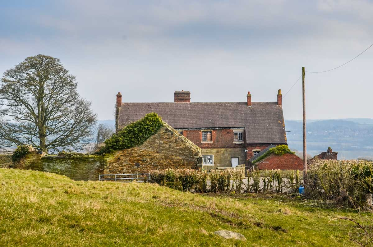 farmhouse of codnor