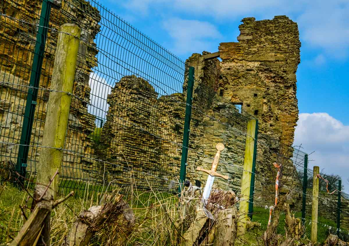 Peverils-Codnor-Castle Codnor Castle, A Walk With History