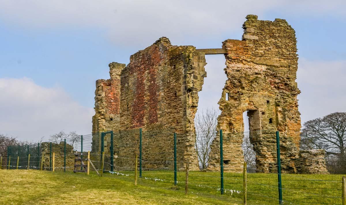 Ruins-Codnor-Castle Codnor Castle, A Walk With History