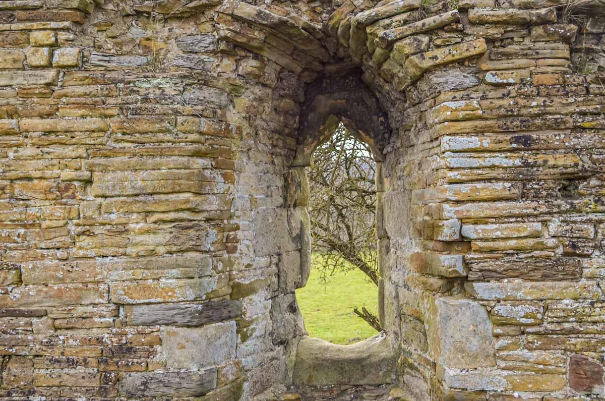 Stone-Masonry-Codnor-castle Codnor Castle, A Walk With History