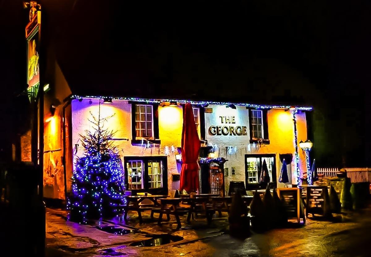 The-George-Inn Castleton at Christmas, Family Memories