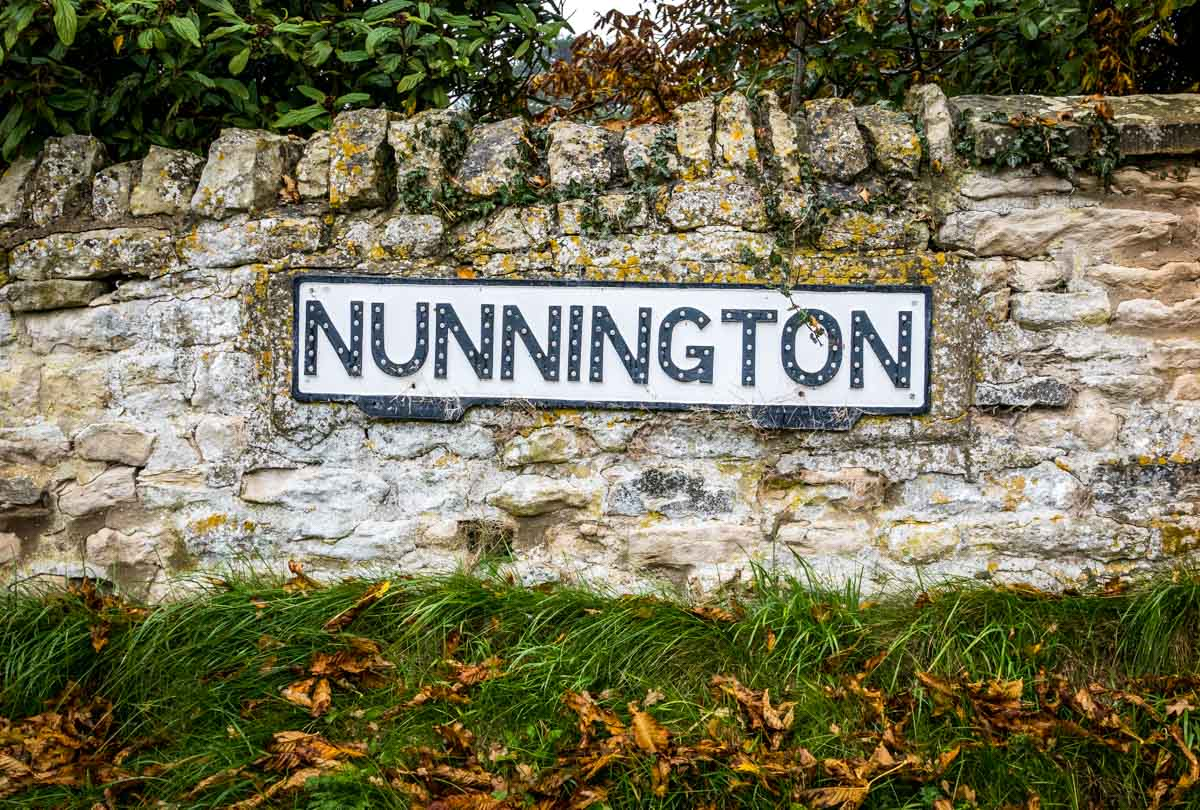 welcome-to-nunnington Harome To Nunnington - A Ryedale North Yorkshire Walk