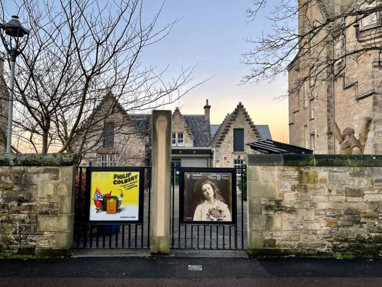 churchhouse gates