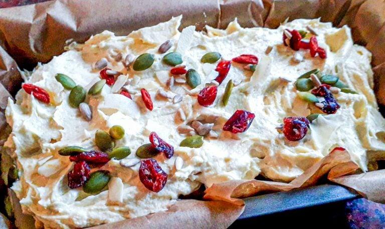 Bakewell Cake – An Alternative To Bakewell Tart