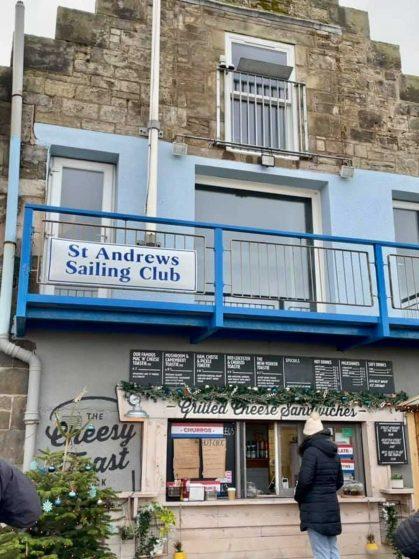 st andrews sailing club