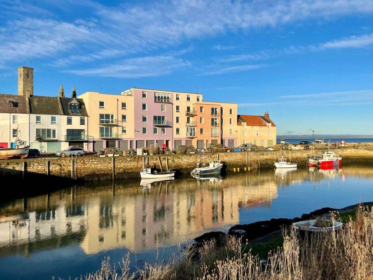 colour harbour st andrews