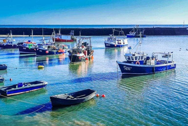 Folkestone – A Seaside Walk With A Mermaid And A Lighthouse