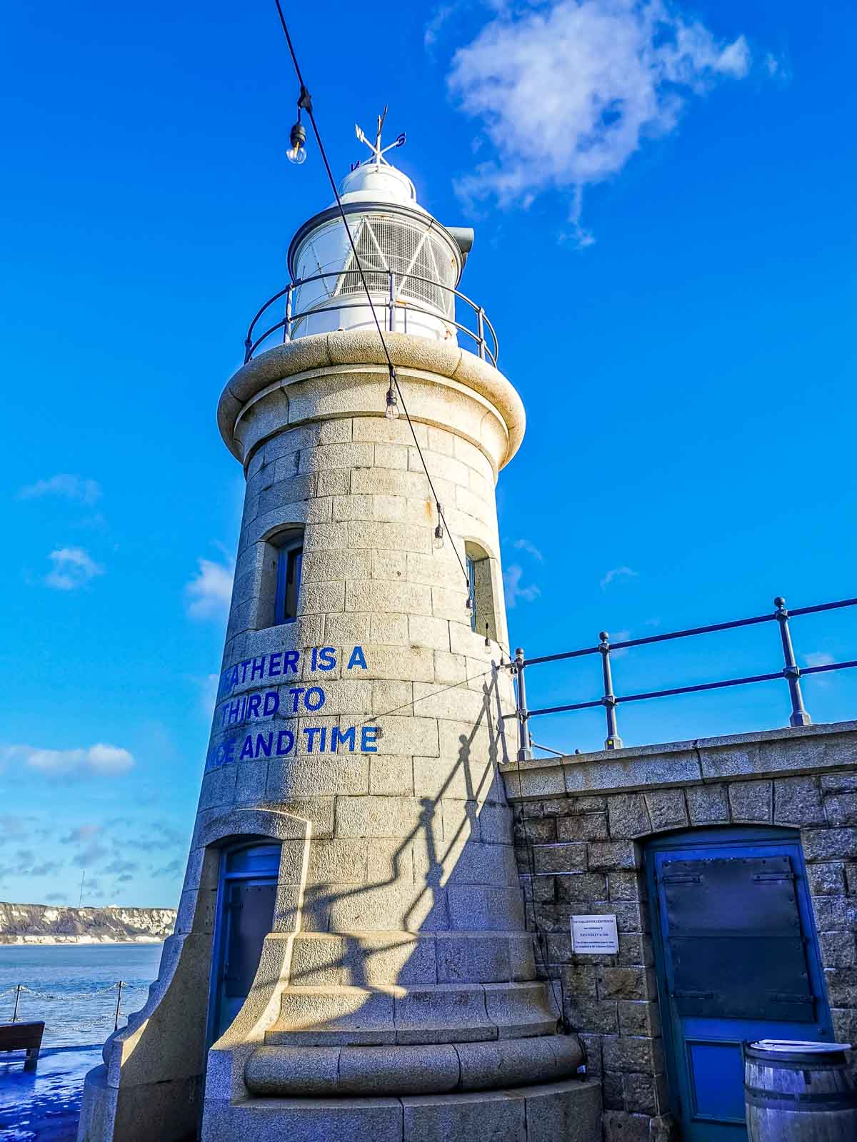 Folkestone lighthouse