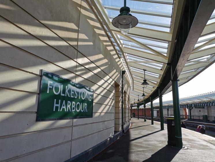 folkestone railway station