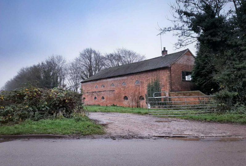 historic building shardlow
