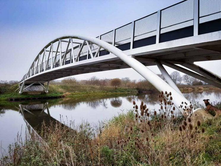 Long Horse Bridge Shardlow