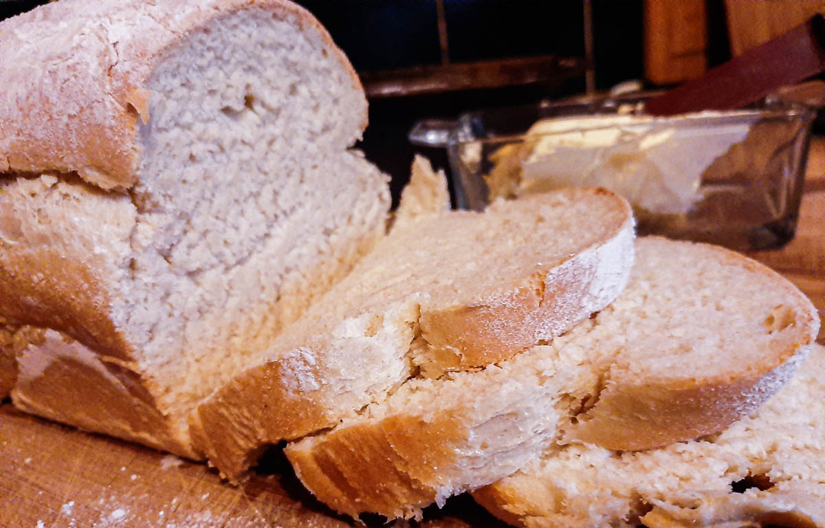 Sandwich Bread Sliced