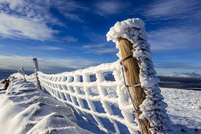 icy winds on mountain
