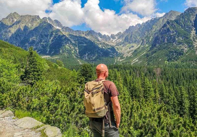 trekking slovakia