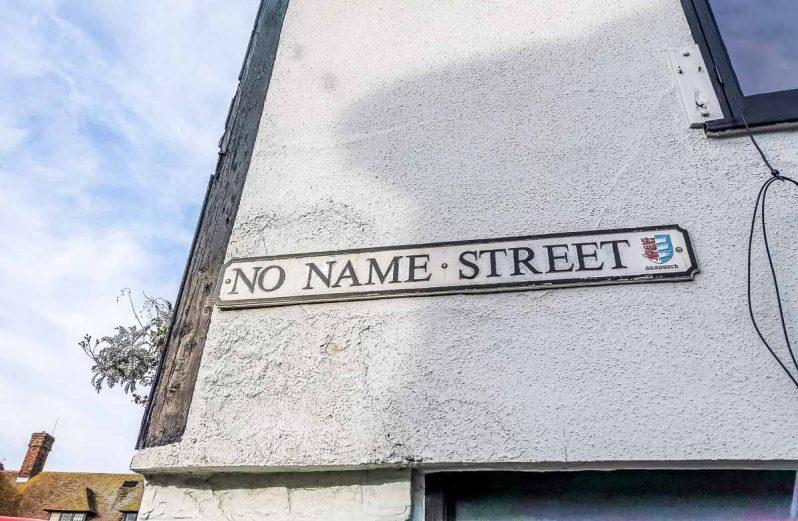 No Name Street Sandwich