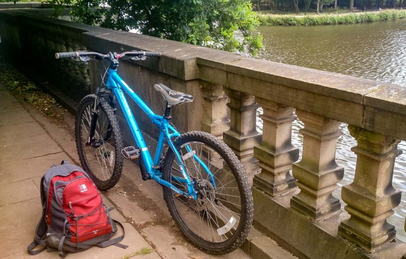 cycling for recreation