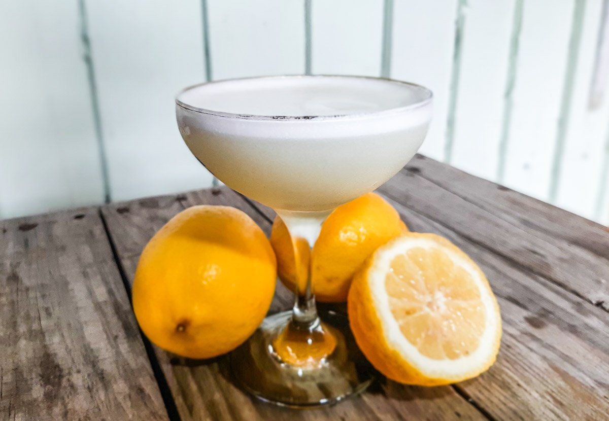 Classic Cocktail White Lady