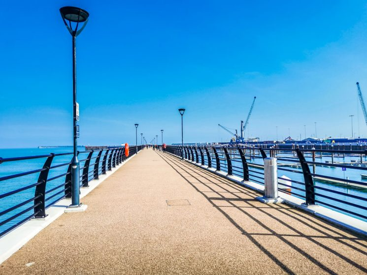 Dover Marina Pier 1