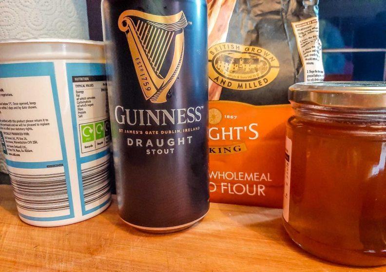 Ingredients Irish oaten rolls