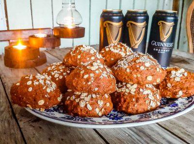Irish Soda Bread Rolls Recipe With Guinness