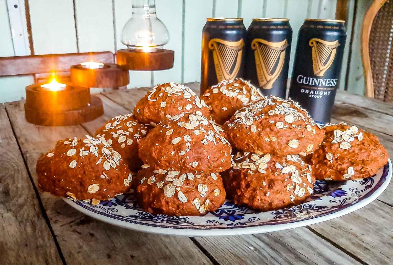 Irish Soda Bread Rolls Recipe With Guinness | BaldHiker