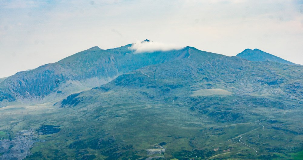 Hiking the Nantlle Ridge - Snowdonia 1