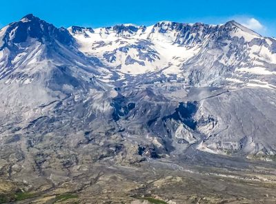 Johnston Ridge Observatory to Harry's Ridge – Mt Saint Helens
