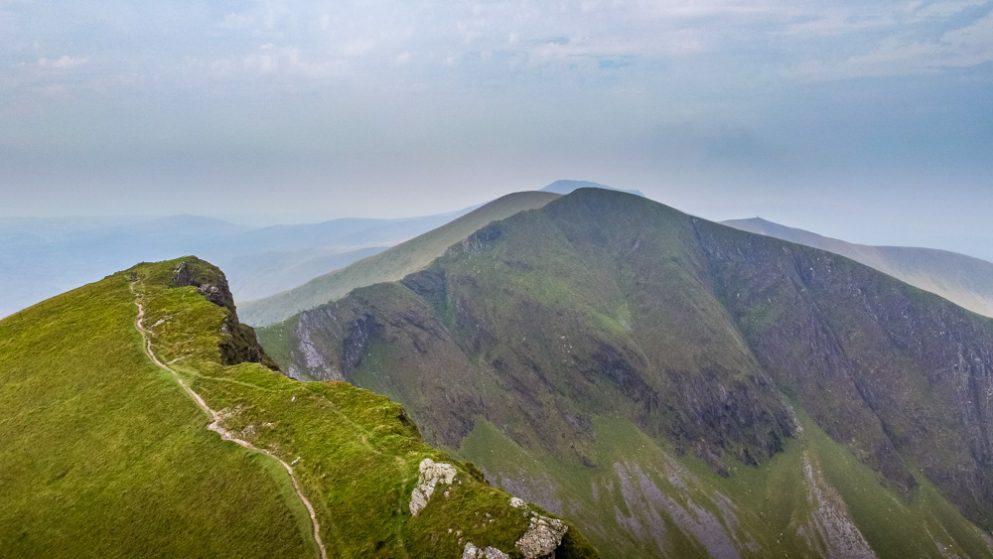 Nantlle ridge - Mynydd Drws-y-coed