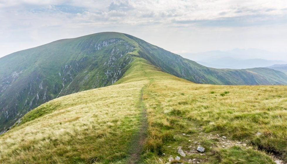 Hiking the Nantlle Ridge - Snowdonia 2