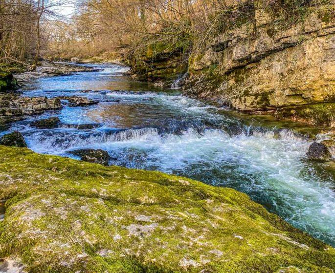 River kent in flow