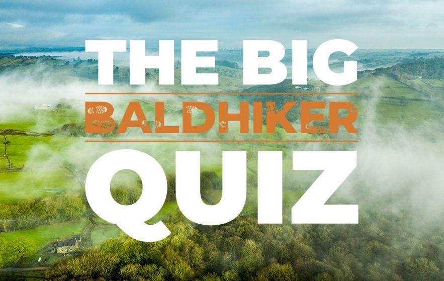 baldhiker big quiz intro