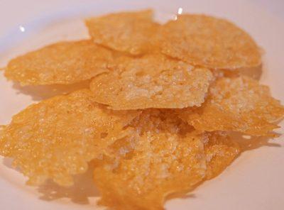 Keto Parmesan Crisps Recipe - Quick And Cheesy