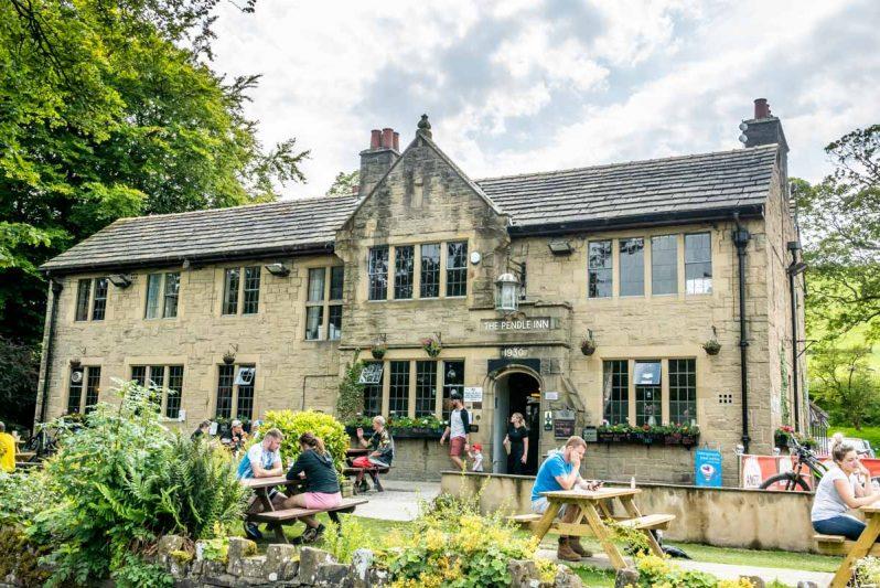 pendle hill pub inn