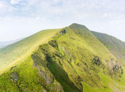 Hiking the Nantlle Ridge - Snowdonia