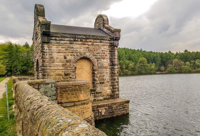Linacre Reservoirs Walk