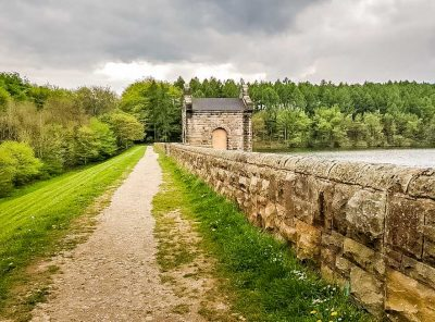 Linacre Reservoirs Walk, Peak District