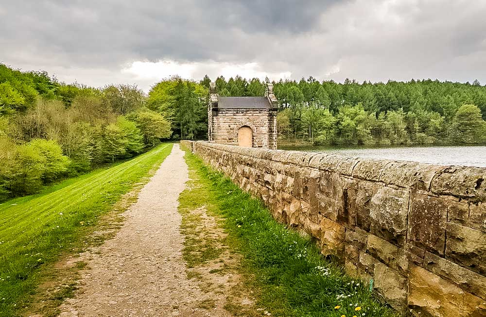 Linacre reservoirs Chesterfield