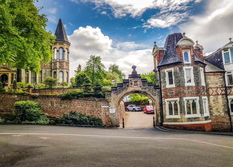 The Park Estate and Tunnel, Nottingham