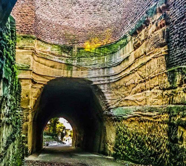 Park Estate tunnel